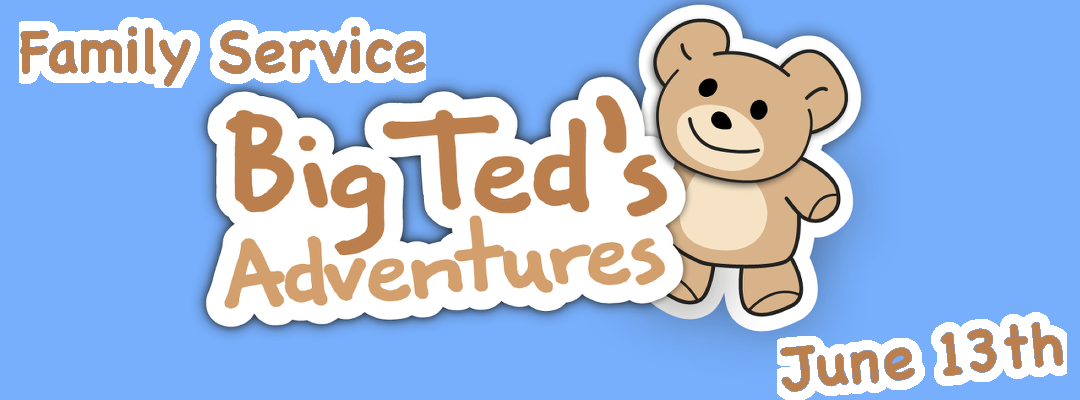Café Church and Teddy Bears Picnic