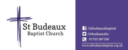 St. Budeaux Baptist Church Logo